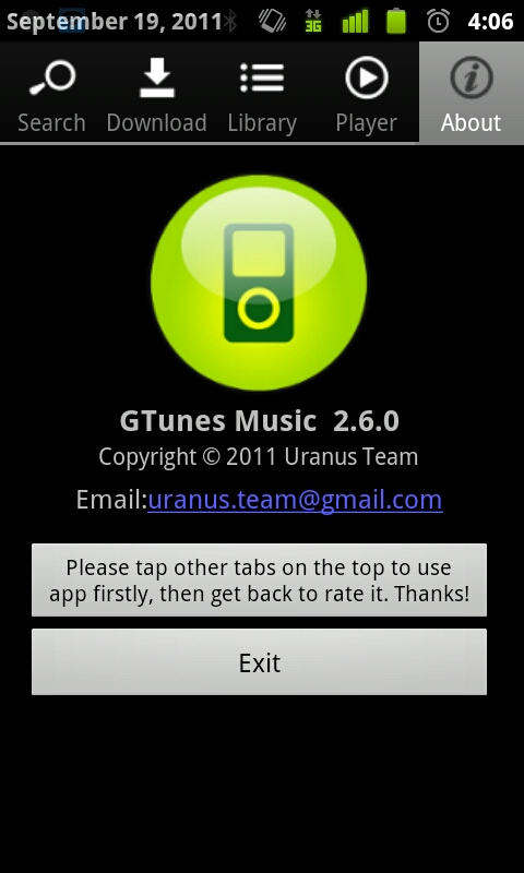 gtunes free music downloads